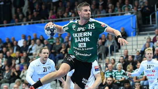 Skjern defeat Elverum with flawless performance