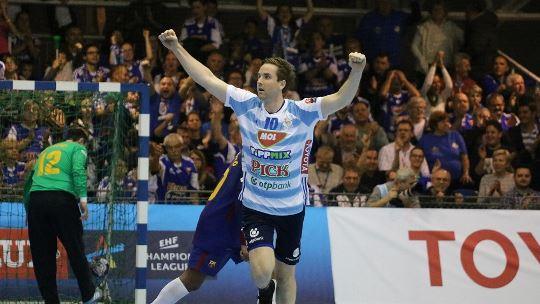 Szeged upset Barcelona while Nantes edge Zagreb