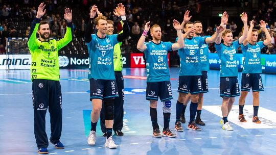 Flensburg put an end to Szeged's invincibility streak