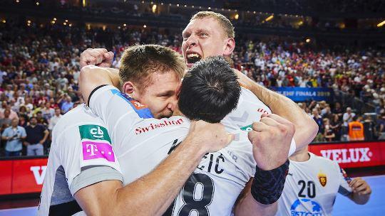 Relive EHF FINAL4 magic