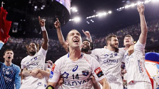 Test your knowledge of the VELUX EHF FINAL4 2018