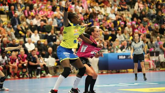 N'Gouan sees fruits of her labour with all-star nomination