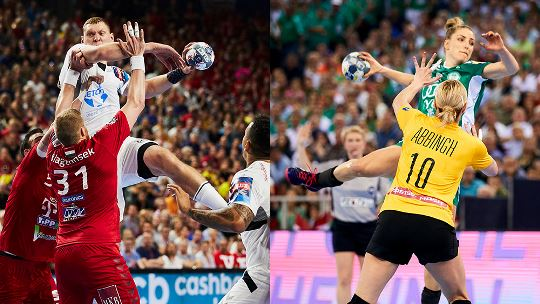The ultimate EHF FINAL4 battle