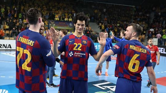 """Petrus: """"Arriving at Barça has been giant step forward"""""""