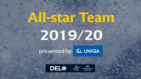 New All-star Team features three fresh names and returning Neagu