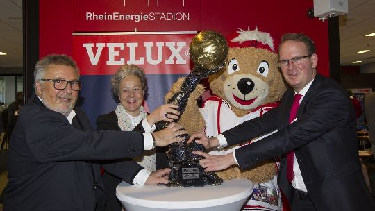 VELUX EHF FINAL4 2018 trophy unveiled