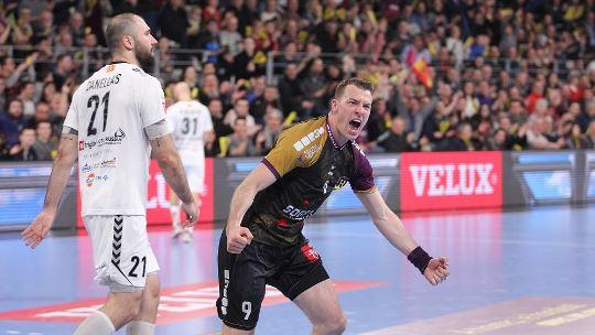 Nantes keep battle for top spot open, Löwen put Plock under pressure