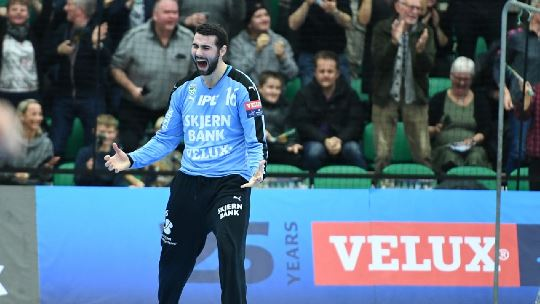 Penalty-killer Ivanisevic looking forward to Veszprém clash