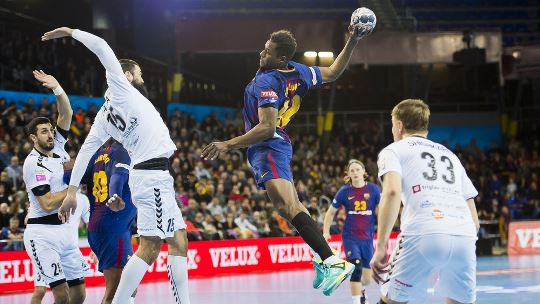Taking handball to the next level