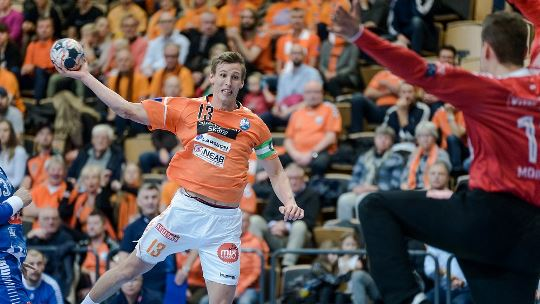 IFK Kristianstad's triumph for the whole town