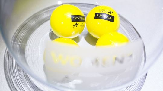 Follow the Women's EHF FINAL4 2018 Draw live