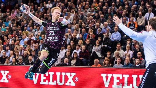 Flensburg want to deny Montpellier first ticket to Cologne