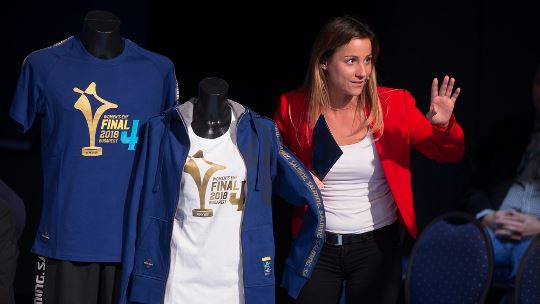 Official merchandise for Women's EHF FINAL4 now available
