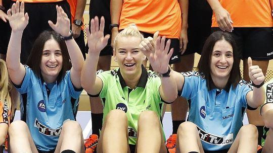 Bonaventura twins will referee final at Women's EHF FINAL4 2018