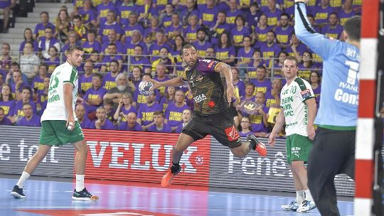 All-French fireworks to open VELUX EHF FINAL4