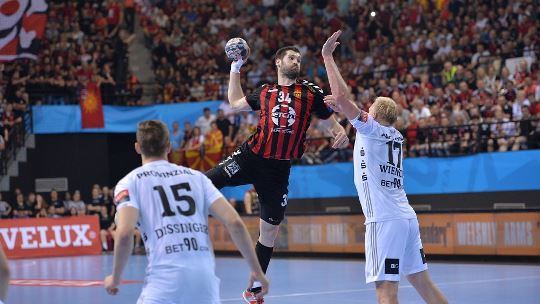 Vardar hope to end champions' curse in Cologne