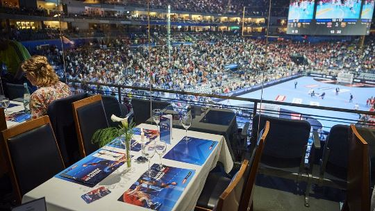 Feel like a royal at the VELUX EHF FINAL4 2018