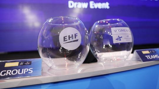 Pots for the qualification and group matches draw announced