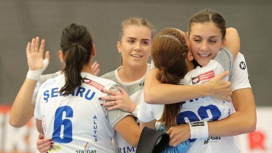 Podravka, Craiova ease into final with big wins