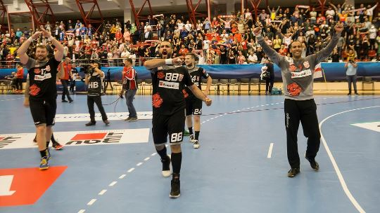 The social side of handball: last week in review