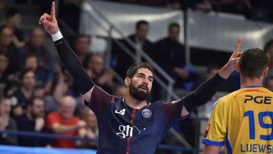 Nikola Karabatic out for at least four months after foot surgery