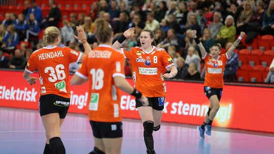 Odense take historic first win in Scandinavian derby