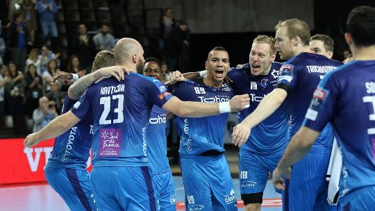 Superb Montpellier earn first win of season