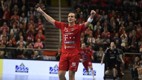 Veszprém's sweet victory tops best quotes of the week