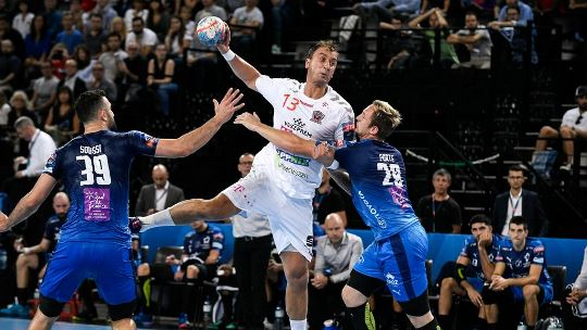 Veszprém welcome the champions in final Match of the Week of 2018
