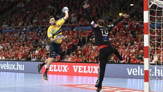 Löwen return home to face resurgent Veszprém