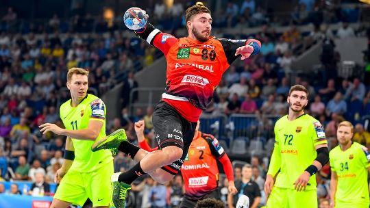 VELUX EHF Champions League reviews a great first half of the season