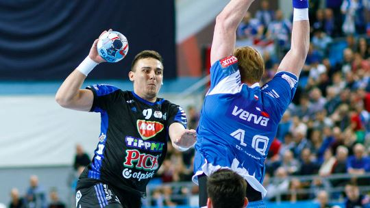 Szeged leave it late against Plock