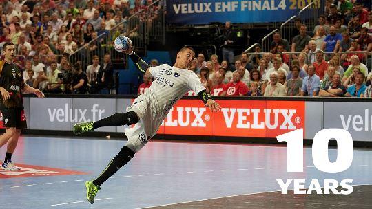 10 Videos zur 10-Jahres-Feier des VELUX EHF FINAL 4