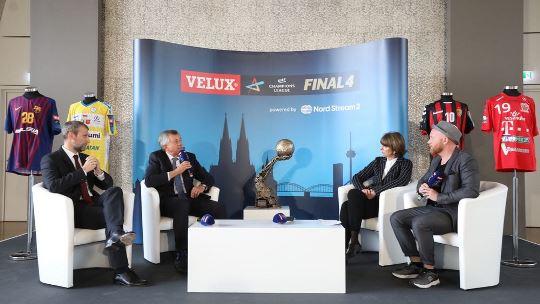 Weiterentwicklung und Innovation beim 10. VELUX EHF FINAL4
