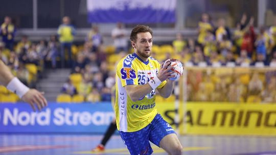 Cindric and Kobetic voted EHF Players of the Month in April
