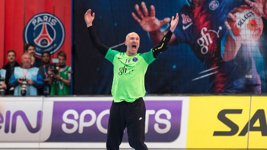 Thierry Omeyer retires as PSG win fourth straight title