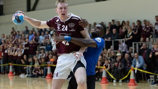 Iceland's home of handball gets first title