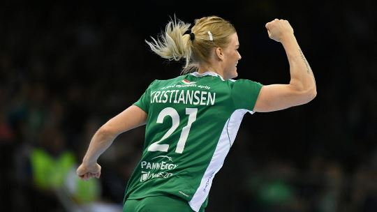 "Kristiansen: ""Cool to have my goal awarded the best"""