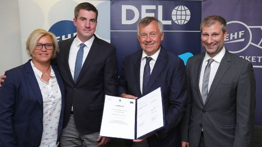 DELO WOMEN'S EHF FINAL4 to stay in Budapest until 2024