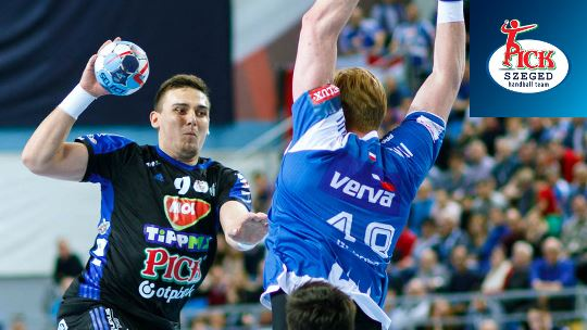 Szeged ready for the new season, with the same hopes