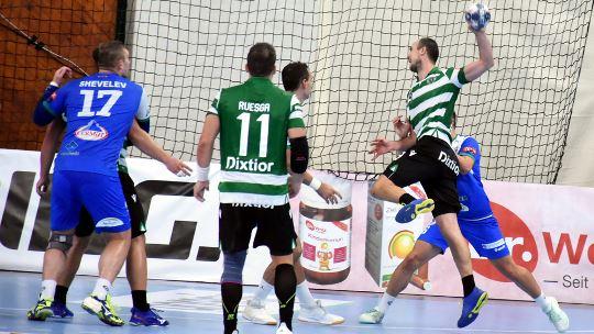 Ghionea inspires Sporting comeback victory