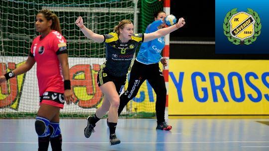 Rebuilt IK Sävehof confident to make main round