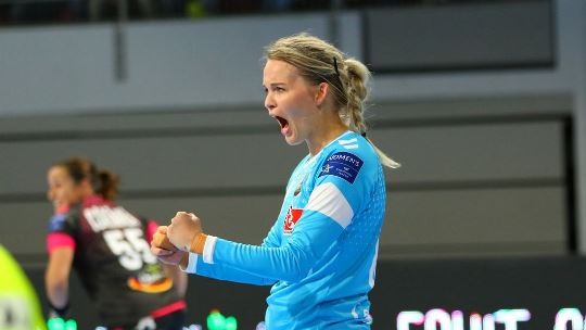 "Sandra Toft: ""I really want to reach Budapest with Brest"""