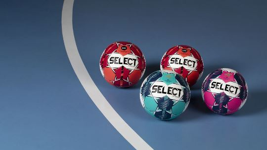 New ball designs for EHF club competitions revealed