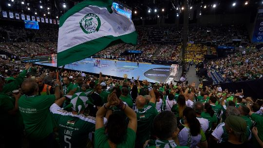 DELO WOMEN'S EHF FINAL4 2020 Christmas Sale: Win an arena tour!