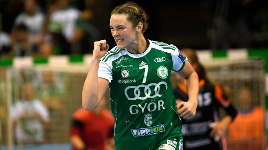 Fans and goals, points and biggest wins: Györ top most rankings