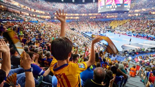 Secure your VELUX EHF FINAL4 seat before it's too late