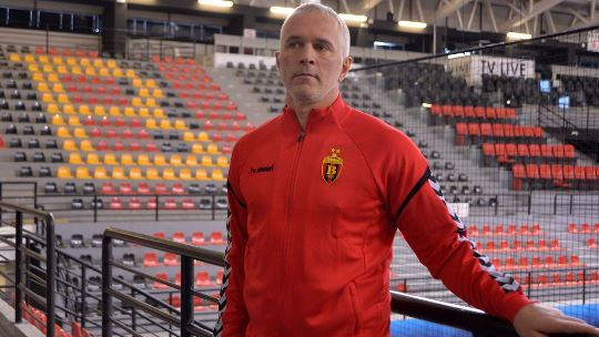 Legendary Alushovski appointed as Vardar head coach