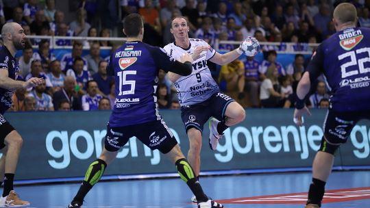Szeged aim to extend unbeaten streak in Flensburg