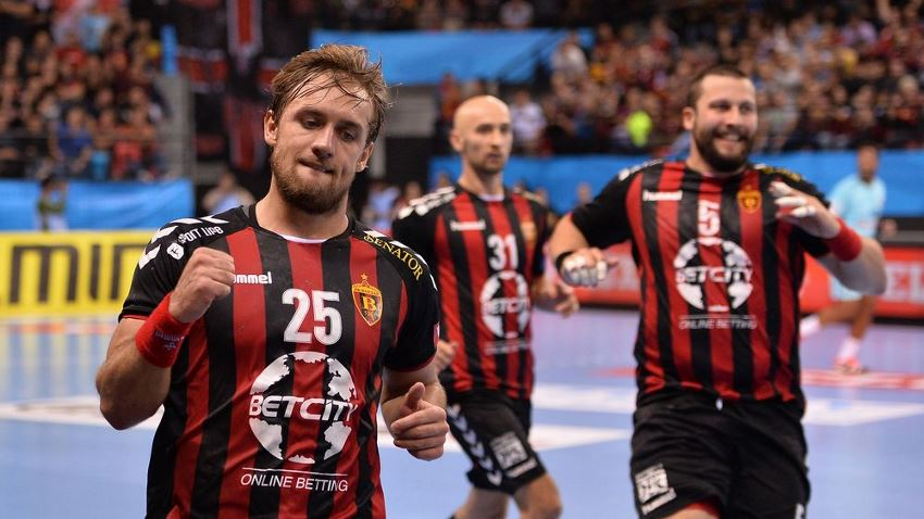 6b6b27af853 Match of the Week visits four countries in November. The VELUX EHF Champions  ...